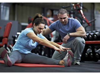 Personal Trainer for body building or weight loss