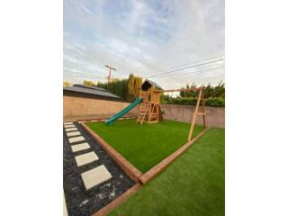 Artificial Turf/Pavers/Concrete/Landscaping
