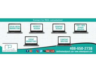 Affordable Website, Web Design, Logo 4 small business️ 408-650-2738️